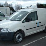 Temperature Controlled Panel van refrigeration conversion