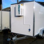 Refrigerated Trailer Conversion