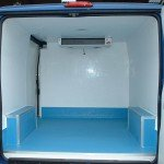 Temperature Controlled Panel Van Conversions
