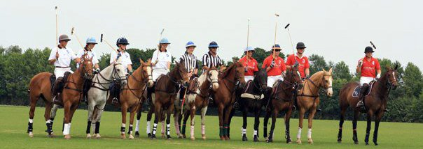 IceCraft Polo Team 2011