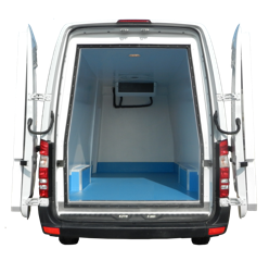 Van Conversion by Icecraft UK