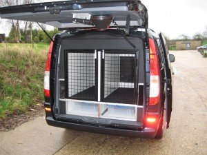 Mercedes-Benz Vito Sport-X Conversion - Rear Door View