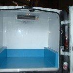 Temperature Controlled Panel Van Conversions