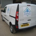 Panel Van Conversion with Heated Lining