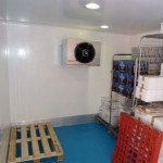 Refrigerated Cold Room Interior