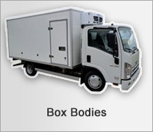 Refrigerated Commercial Vans