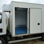 Door Configurations for Refrigerated Vehicle Conversion