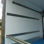 Load Restraint Bars for Refrigerated Vehicle Conversion