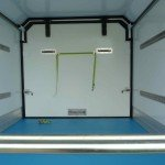 Fixed and Moveable Bulkheads for Refrigerated Vehicle Conversion
