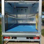 Tail Lifts for Refrigerated Vehicle Conversion