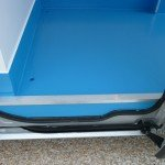 Non Slip Floors for Refrigerated Vehicle Conversion