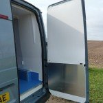 Extra Protection Plates for Refrigerated Vehicle Conversion