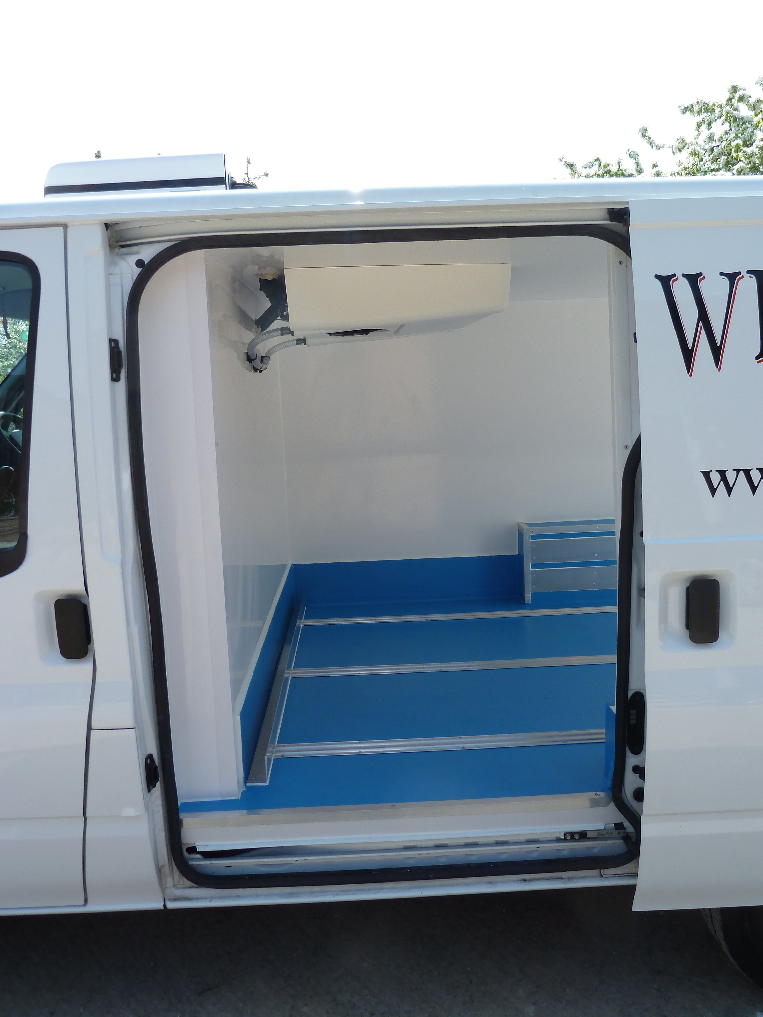 Pallet Protection For Refrigerated Vehicle Conversion