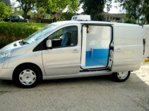 Fiat Scudo SR 07 Refrigerated Van