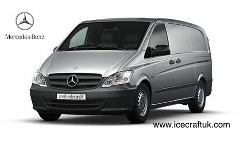 f612ff9dfa Mercedes-Benz Vito Refrigerated Vans