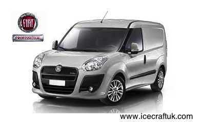 Fiat Doblo Refrigerated Van