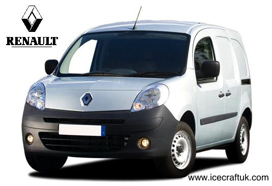 Renault Kangoo Small Refrigerated Van