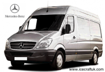 Mercedes-Benz Sprinter 313CDi MWB High Roof Refrigerated Van