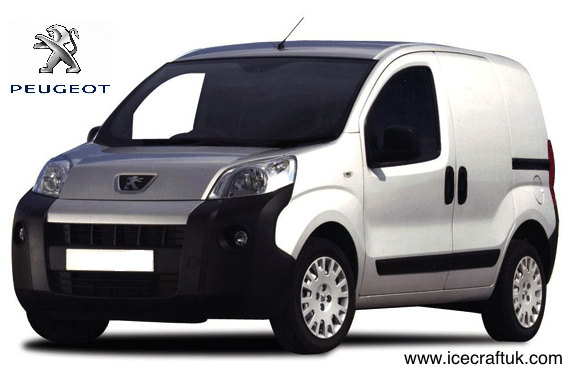 Peugeot Bipper Small Refrigerated Van