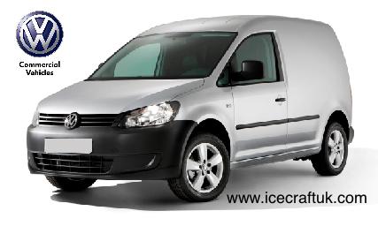 Volkswagen Caddy C20 1.6TDi 102PS Euro 5 Refrigerated Van