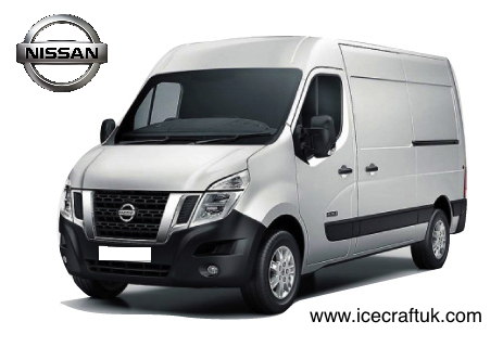 Nissan NV400 L3 H2 Refrigerated Van