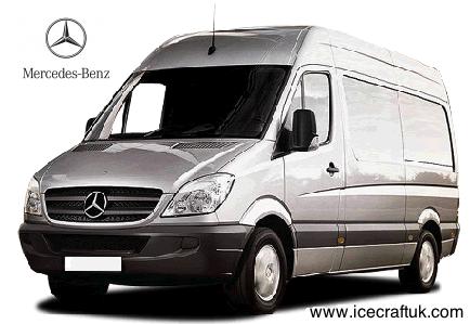 Mercedes-Benz Sprinter 313CDi MWB High Roof Refrigerated Van