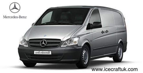 Mercedes-Benz Vito 110CDi Compact Refrigerated Van