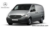 Mercedes-Benz Vito 110CDi Long Refrigerated Van