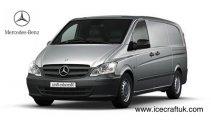 Mercedes-Benz Vito 110CDi Long Refrigerated Van