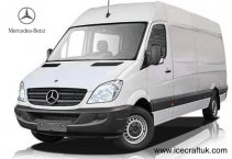 Mercedes-Benz Refrigerated Vans