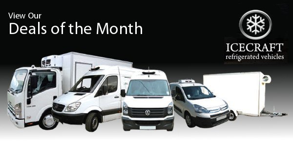 Refrigerated Van Deals of the Month