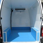 Chill Linings for Refrigerated Panel Van Conversions