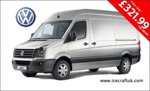 Refrigerated Van Conversions IceCraftUK