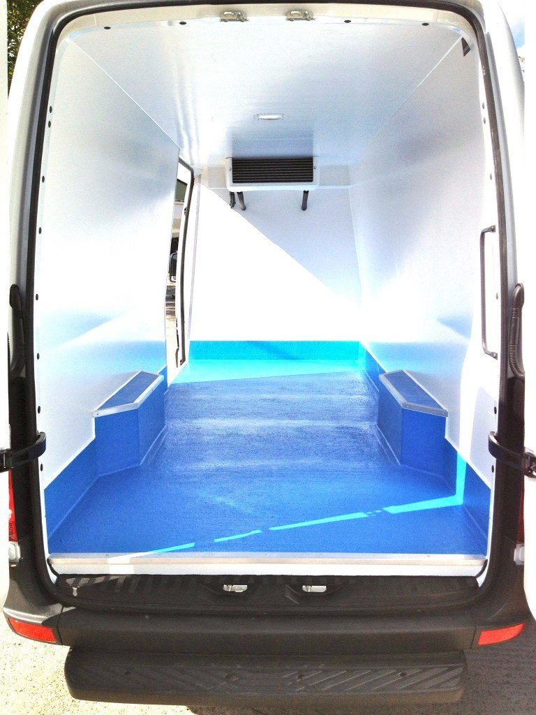 Van Conversions | The World's first Removeable & Reusable Refrigerated Vehicle Conversion the World's first Removeable & Reusable Refrigerated Vehicle Conversion